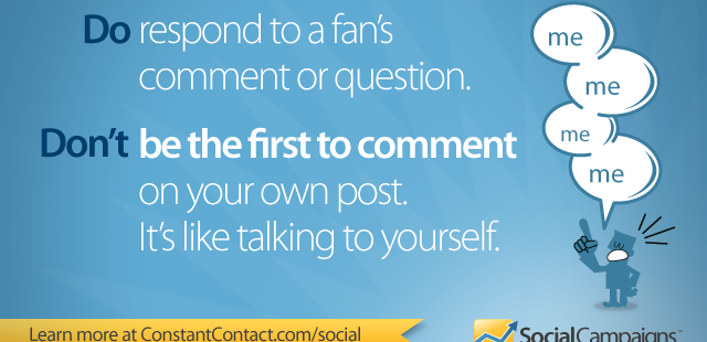 How Are You Responding to Feedback from Your Facebook Fans?