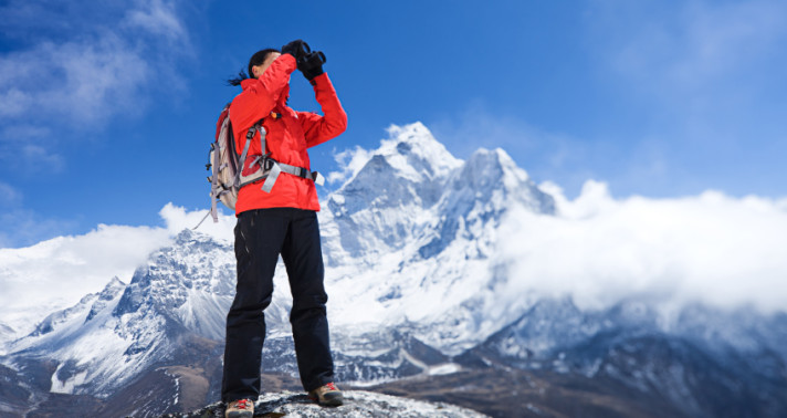 Ain't No Mountain High Enough to Stop Successful Business Owners