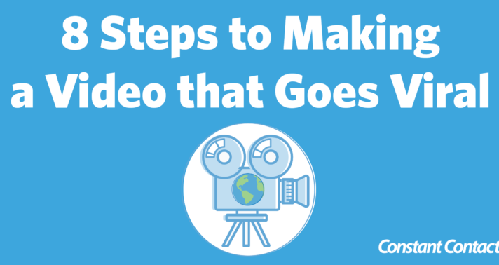 8 Steps to Making a Video that Goes Viral