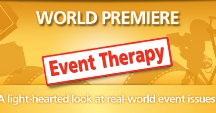World Premiere: Our New Event Therapy Video Series