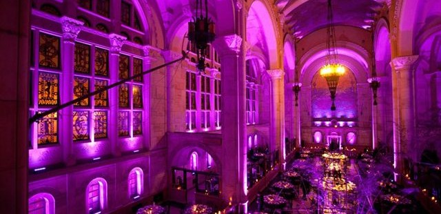 Unlocking the Secrets of Event Lighting