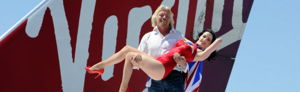 You are not Richard Branson