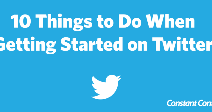 10 Things to Do When Getting Started on Twitter