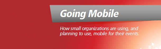 """Small Business Event Management is """"Going Mobile"""" [FREE eBook]"""