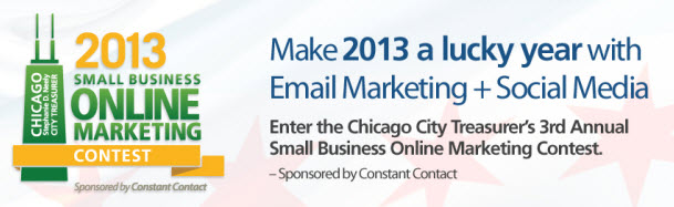 Congratulations to the Winners of the 2013 Chicago Small Business Online Marketing Contest!