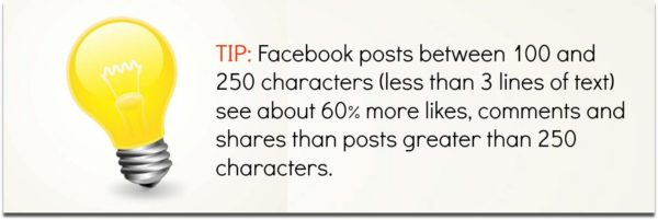 Tested Tips for Creating Better Facebook Content
