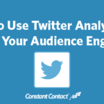 how to use twitter analytics