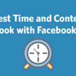 find the best time to post with facebook insights