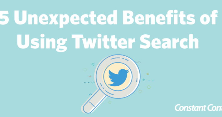 5 Unexpected Benefits of Using Twitter Search