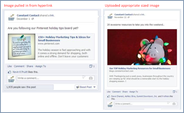 How to Optimize Links for Better Facebook Results | Constant Contact