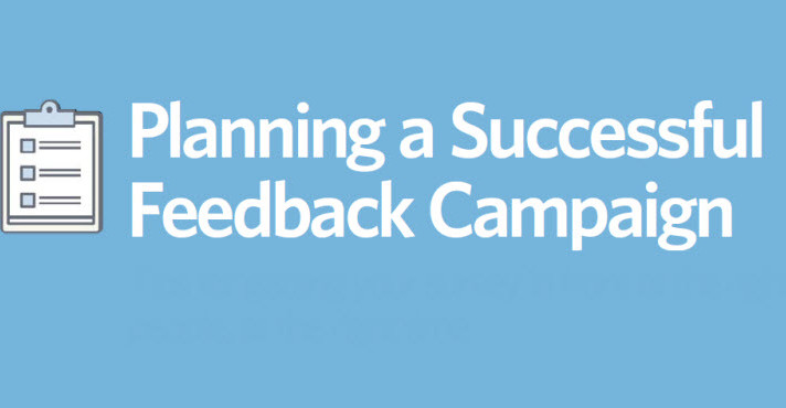 Planning a Successful Feedback Campaign