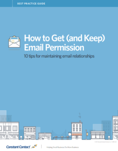 How to Get Email Permission Post
