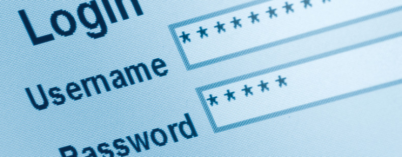 Use complex passwords for WordPress. Image Courtesy: ConstantContact.com