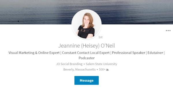 Jeannine O'Neil