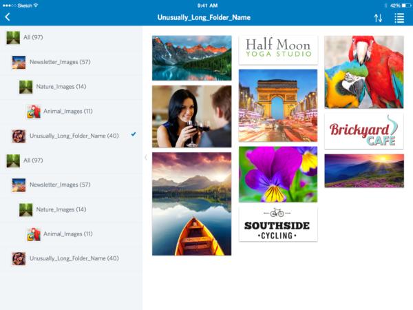 Toolkit-iOS-iPad-MyLibrary-FolderMenu