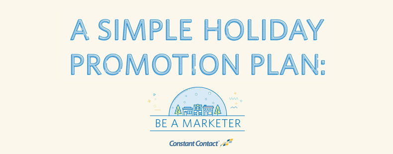 A Simple Holiday Promotion Plan