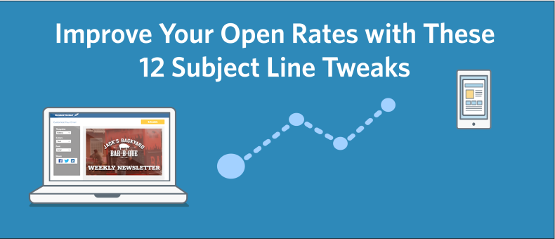 Improve Open Rates with Subject Lines