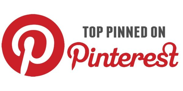 top pinned on pinterest