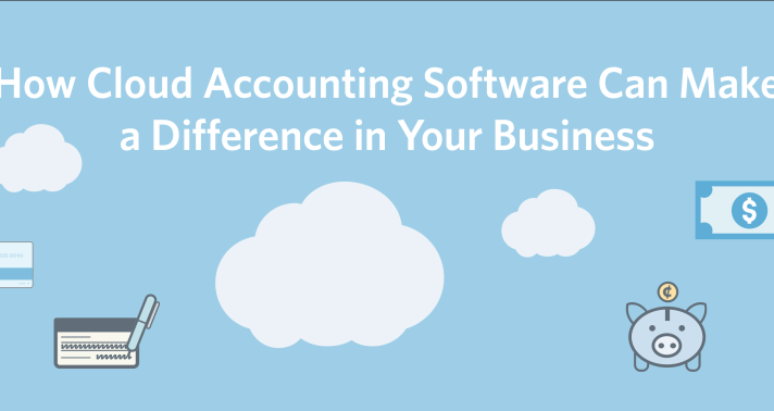 How Cloud Accounting Software Can Make a Difference in Your Business