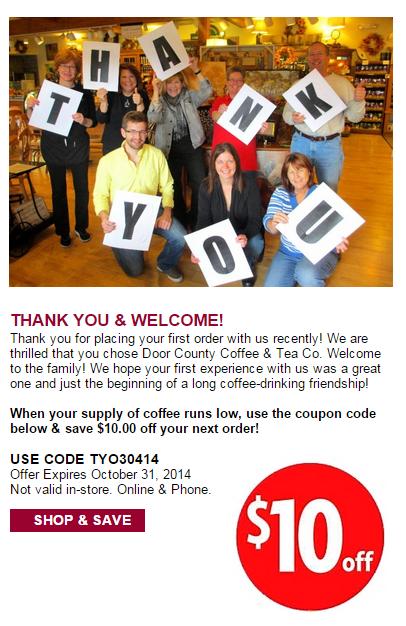 Constant Contact customer - Door County