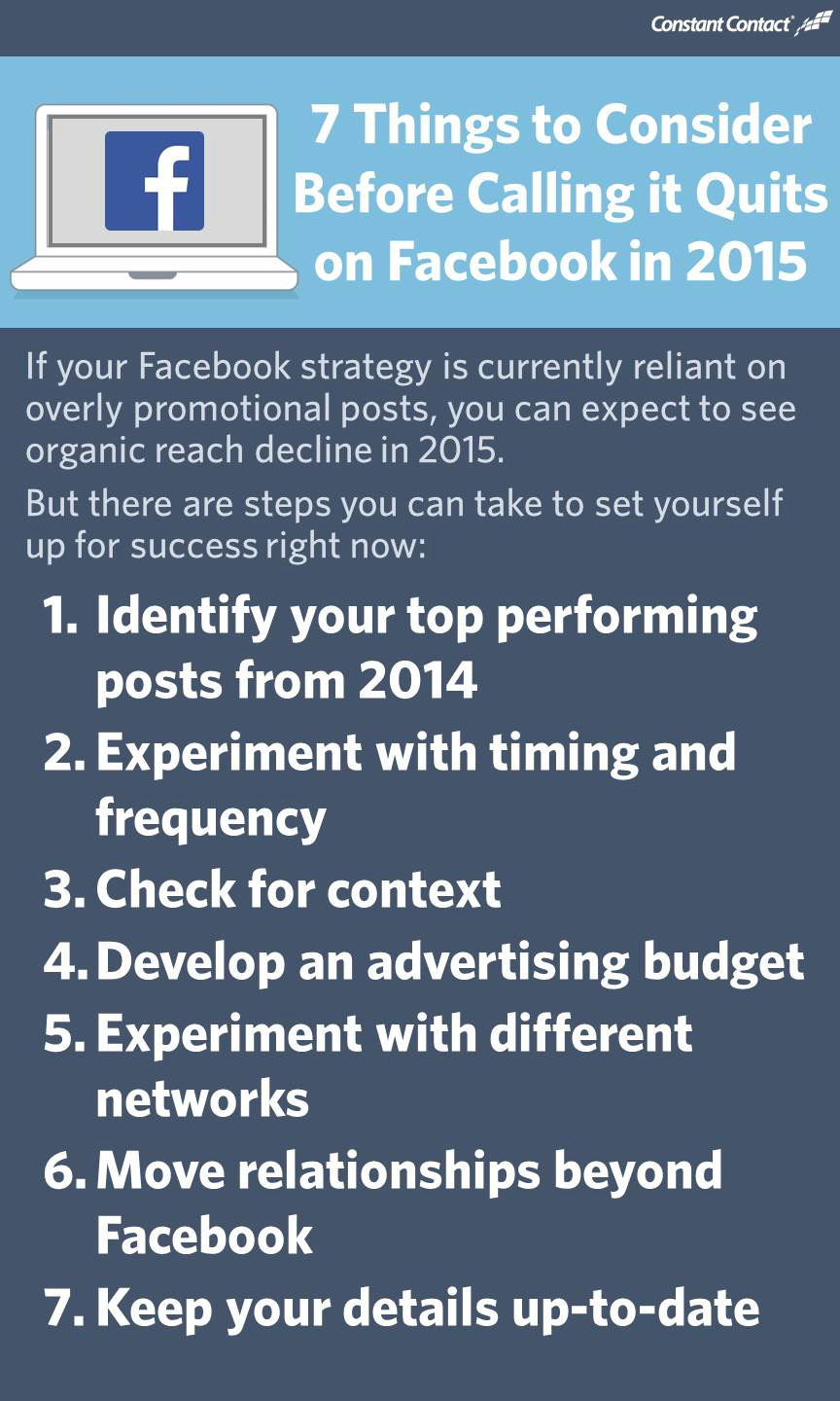 Things to Consider Before Calling it Quits on Facebook in 2015 (5)