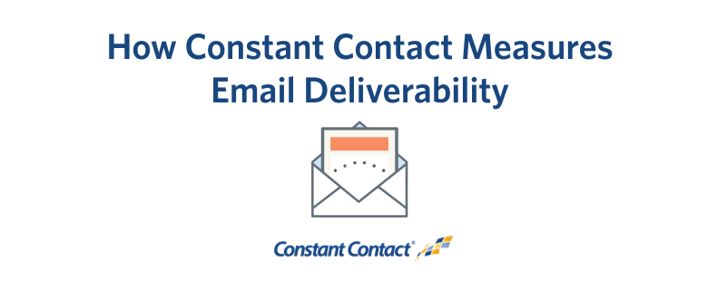 How Constant Contact Measures Email Deliverability