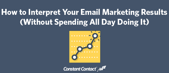 How to Interpret Your Email Marketing Results (Without Spending All Day Doing It)