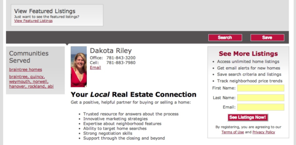 Dakota Riley real estate