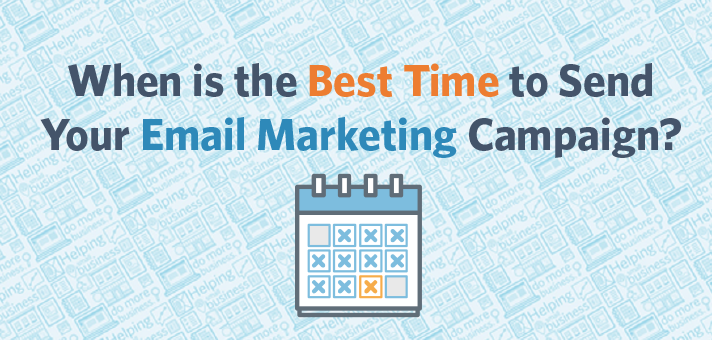 When is the Best Time to Send Your Email Marketing Campaign?