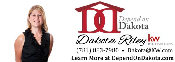 Depend on Dakota branding