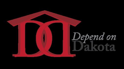 Depend on Dakota logo