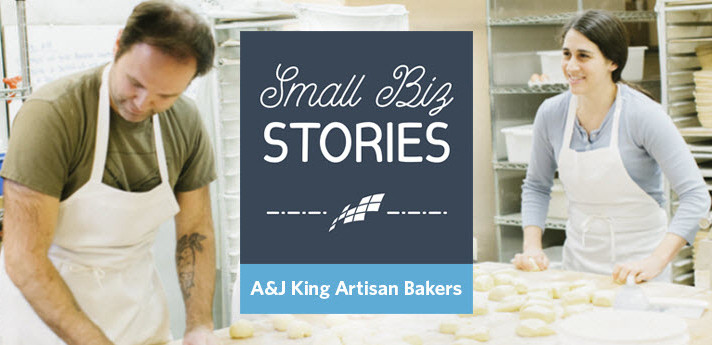 A&J King Artisan Bakers – Small Biz Stories, Episode 1