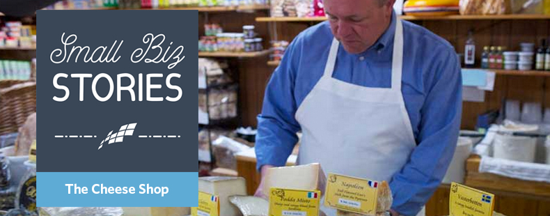 The Cheese Shop in Concord, Massachusetts – Small Biz Stories, Episode 2