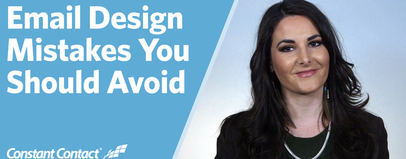 Email Design Mistakes You Should Avoid
