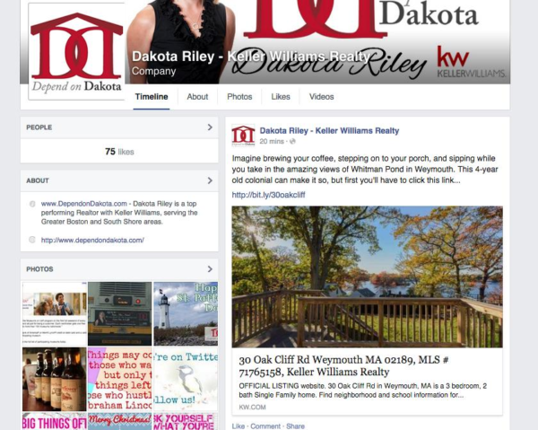 Dakota Business Facebook