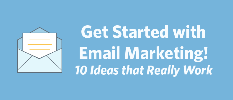 Get Started Email M