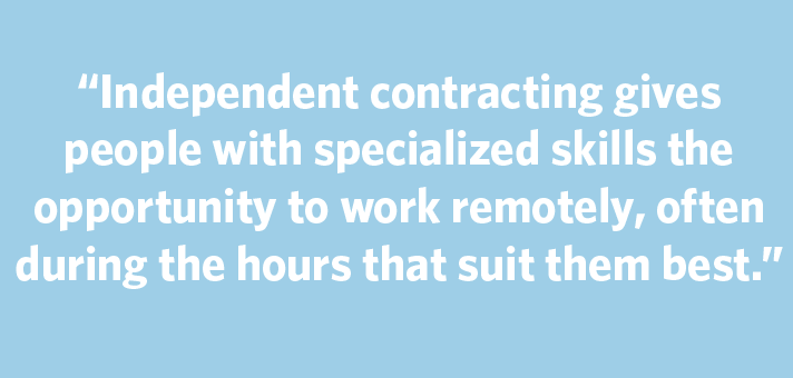 How to Become a Successful Independent Contractor
