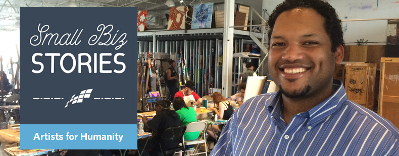 Artists for Humanity – Small Biz Stories, Episode 4