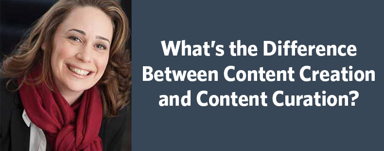 What's the Difference Between Content Creation and Content Curation?