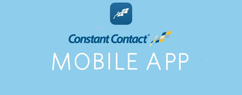 Introducing Constant Contact Mobile