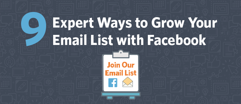 9 expert ways to grow your email list with facebook constant contact blogs. Black Bedroom Furniture Sets. Home Design Ideas