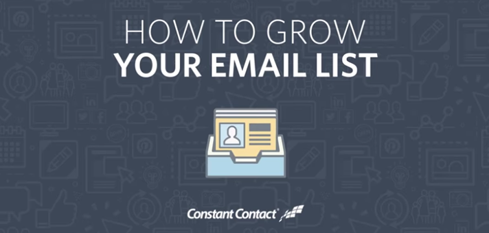 4 Easy Ways to Grow Your Email List Using Mobile