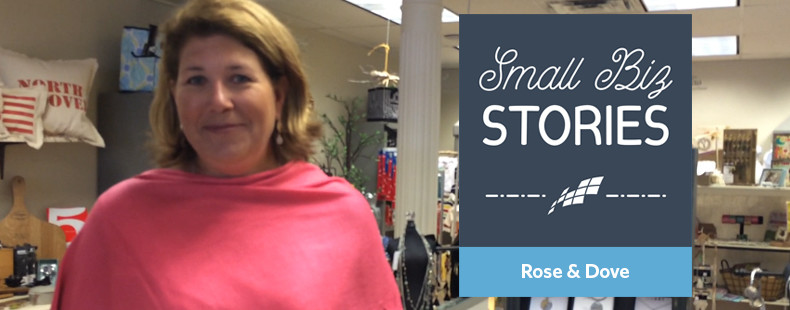Rose & Dove Specialty Gift Shop – Small Biz Stories, Episode 7