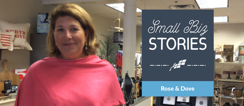 Rose & Dove Specialty Gift Shop - Small Biz Stories, Episode 7 | Constant Contact Blogs