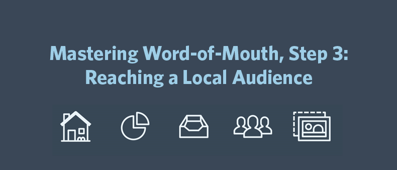 how to reach audience by word of mouth in marketing Now that word of mouth recommendations and criticisms spread through social   when you align with an influencer, not only do they bring their audience, but they  also  in order to promote my own product, i usually target marketing and pr.