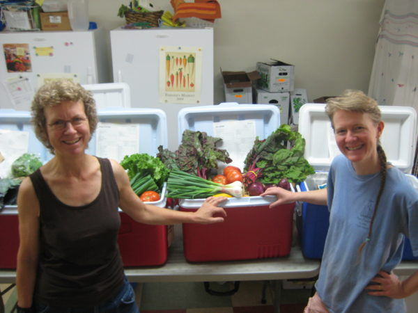 Constant Contact Customer - Harvest Local Foods