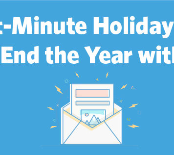15 Last-Minute Holiday Email Ideas