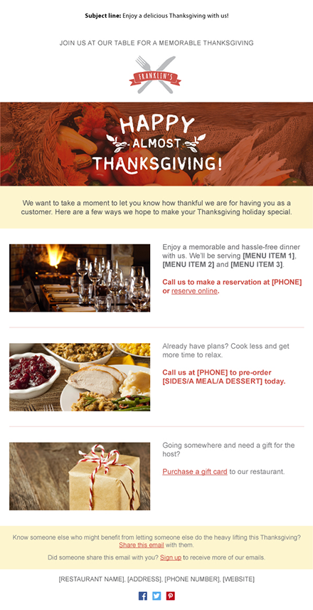 Thanksgiving-Final Blog