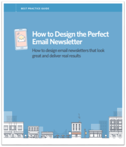 Email Design Best Practices Guide Image