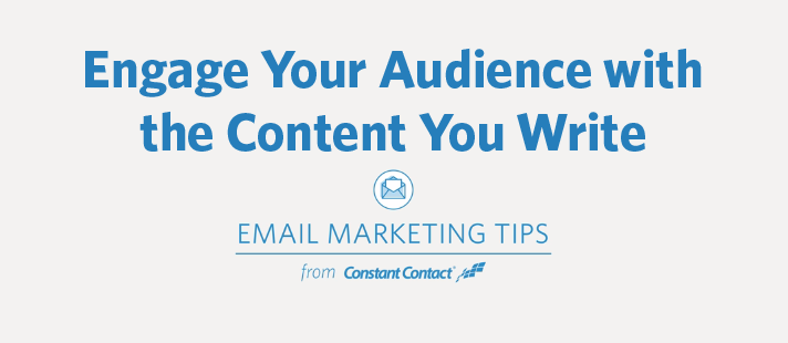 Engage Your Audience with the Content You Write